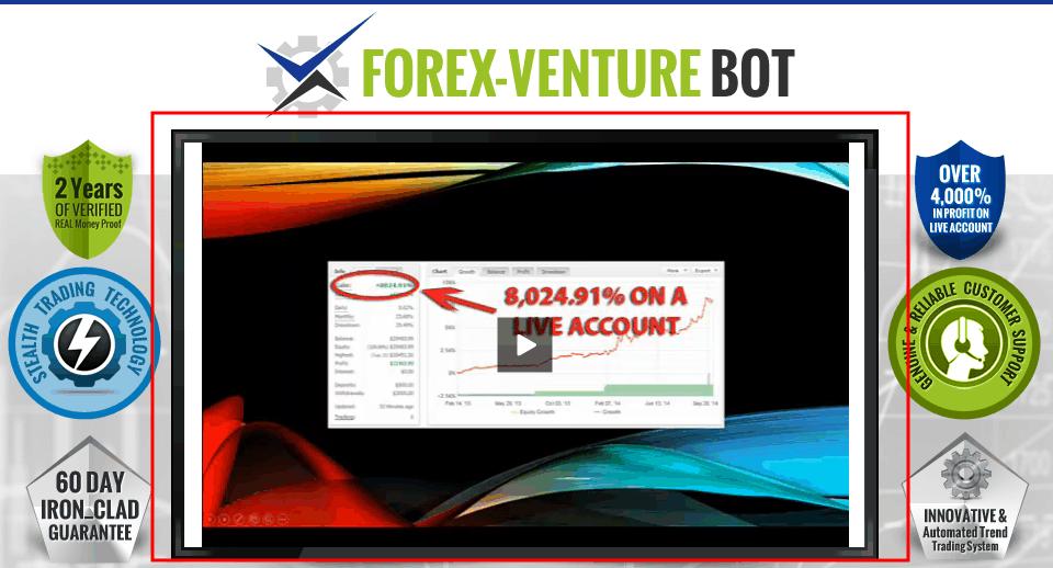 Forex venture bot